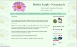 debbie leigh is a naturopath with over 20 yars experience
