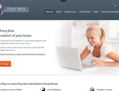 Feng Shui Courses Online