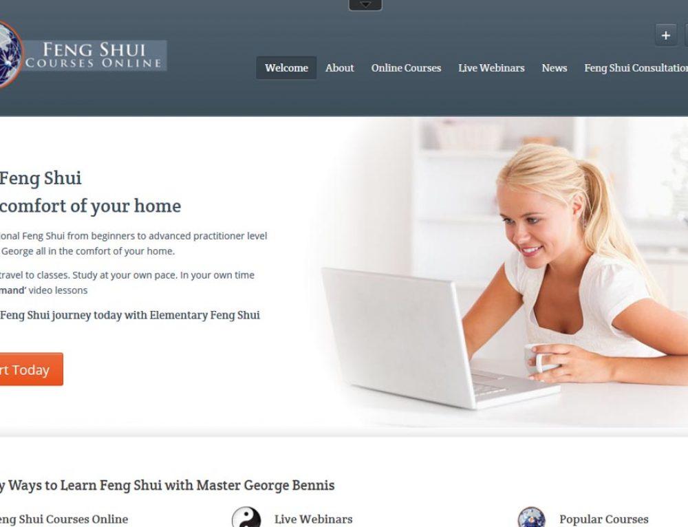 Feng Shui Courses Online